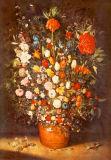 Het in het groot van de Katoenen van de Douane van de Hoge Resolutie Olieverfschilderij Kunst van het Canvas