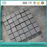 G684 Basalt, schwarzer Basalt, dunkler Granit für Pflasterung-Stein/Cubestone/Kopfstein-Stein
