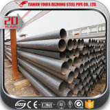 Q195, Q235, tubo del acciaio al carbonio Q345 con la sezione vuota rotonda