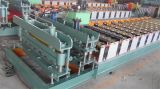 Ligne enduite de fabrication de tuile de toit en métal de pierre en acier de couleur de Jk