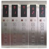 Touch Type Elevator Lop avec écran LCD