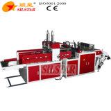 Saco de alta velocidade que faz a máquina o perfurador automático cheio