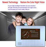Интерком дверь считыватель отпечатков пальцев видео телефон двери дома система охранной сигнализации