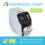 Bomba peristáltica del Liposuction del laboratorio con el índice de corriente 0.007-570 Ml/Min Labm1