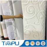 Tela que hace tictac del colchón impermeable cómodo del tratamiento de Eco para el colchón