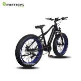 Bici elettrica della montagna grassa della gomma con il METÀ DI motore di azionamento di Bafang