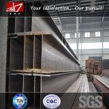 Ss400 125*125 Hのビーム鋼鉄