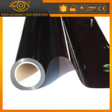 Protección de la privacidad de tinte negro resistente al calor de la ventana de tintado Film