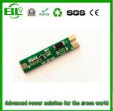 Tarjeta de circuitos de protección del Samsungli-Ion BMS para el paquete de la batería de 7.4V 3A con precio de fábrica