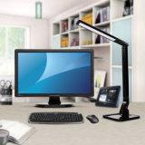 4 Modi 5 waagerecht ausgerichtetes justierbares Dimmable Auge-Sorgfalt LED Schreibtisch-Tisch-Lampen-Anzeigen-Licht mit Portaufladeeinheit USB-2A