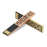 중국 작풍 최고 호리호리한 소형 USB 섬광 드라이브 기억 장치 지팡이