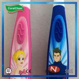 Impressão de desenhos animados de moda Filamentos de nylon Escova de dentes para crianças