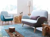 Qualitäts-Gewebe-Sofa eingestellt für Wohnung