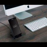 Téléphone mobile Chargeur de téléphone sans fil Qi Charge rapide