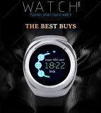 Intelligenter Form-Gesundheits-Eignung-Armbanduhr-Schlaf-Monitor Bluetooth der Uhr-V16 intelligente tragbare Einheiten