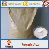 Ácido fumárico usado generalmente en bebidas y levaduras en polvo