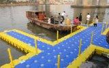 Doppeltes Strahlen-Ski-oder Boots-trockenes Dock