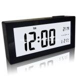LEDの大きい番号Minimalisticの目覚し時計