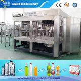 Небольшой завод полностью автоматическая родниковой воды пластиковые бутылки заполнения машины