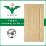 Exportación de la piel de la puerta de la melamina de la alta calidad HDF