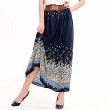 Мода для женщин шифон напечатано пайетками валика клея производителей одежды