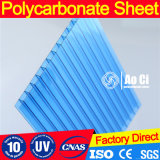 usine 10years professionnelle pour des genres de produits de feuille de polycarbonate