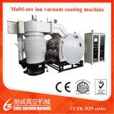 Los productos de acero inoxidable de alta calidad PVD de Oro de la máquina de revestimiento de titanio