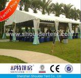 Водоустойчивый большой шатер партии PVC с подкладкой и занавесом