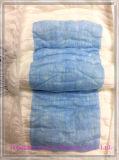 Pour incontinence pour adulte tampon en forme de couches jetables