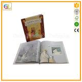 高品質の薄紙表紙の児童図書(OEM-GL-007)