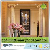 Colonnes de pierre du pilier de marbre de Rome Colonne romaine Colonne romaine européenne