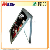 Estrutura de alumínio elegante caixa de luz LED para publicidade exterior Exibir