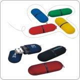 USB Thumbdrive di promozione con il marchio su ordinazione 1GB 2GB