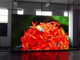62500 pixels par m² P4 Indoor haute fréquence de rafraîchissement LED Epistar affichage vidéo