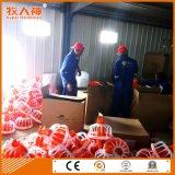 Equipamento de exploração agrícola da galinha com a vertente do controle de Envirenmental do baixo custo
