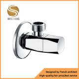 Угловой вентиль латуни штуцеров ванной комнаты