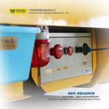 Vehículo dirigido carril de la carga clasificada de 60 toneladas para las bobinas