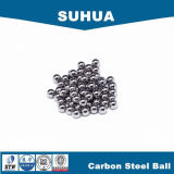 Высокая точность 1/4'' Низкоуглеродистой стальной шарик для продажи