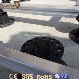 Heiße Verkaufs-haltbare Sicherheitjustierbarer Plastikdecking-Untersatz für Fußboden