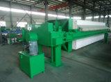 Type 1500 filtre-presse de chambre de machine de filtre de presse de pression