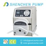 Pompe péristaltique de contrôle de vitesse variable de dosage chimique