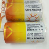 Alkalische Batterie von D Lr20 1.5V