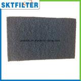 Betätigtes Kohlenstoff-Filter-Faser-Blatt