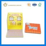 Коробка Top-Grade игрушки формы дома покрашенной бумаги упаковывая (с магнитной)