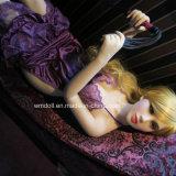 125cmの日本の現実的な性の人形の人のための熱い女の子の人形