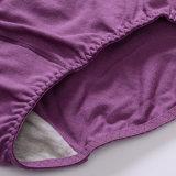 Anti-Baterial Modal de fibra de plata ropa interior para mujer