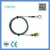 K tapent le thermocouple divers avec la rondelle d'identification de 14mm pour le système chaud de turbine