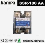 relais semi-conducteur à C.A. monophasé à C.A. de la charge CA De l'entrée 90-280V de 100AA SSR 24-480V