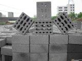 Pequena máquina de tijolo de cimento automática barata / máquina de bloco oco