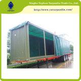 Il PVC di prezzi di fabbrica ha ricoperto la tela incatramata dei tessuti per il coperchio del camion
